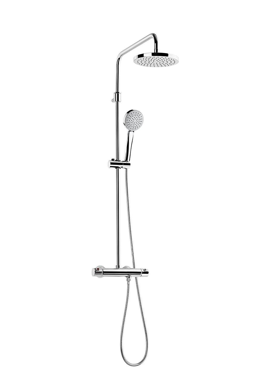 cabezal de ducha de mano Grifo de lavabo de rosca G1//2 grifo de ba/ño de alta presi/ón rociador de cabezal de ducha externo kit de enjuague de rociador de manguera de fregadero externo